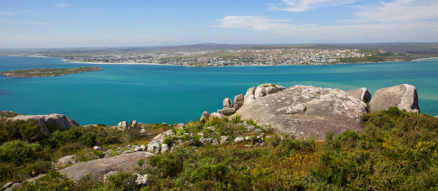 Langebaan Holidays - South Africa