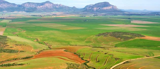 Citrusdal, in the Western Cape, South Africa