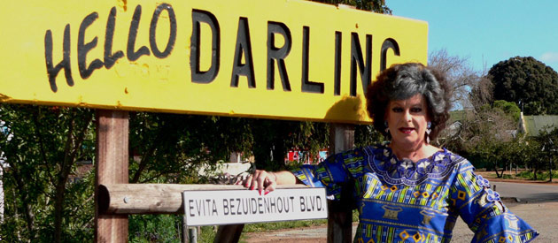 Darling, in the Western Cape, South Africa