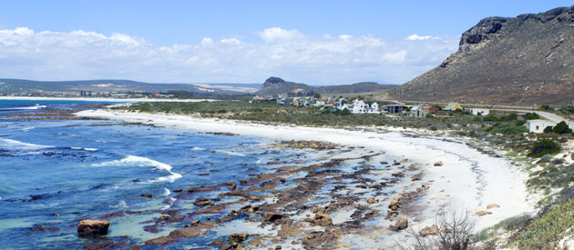 Elands Bay, on the West Coast, in the Western Cape, South Africa